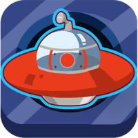 ASTRONAUT (App เกมส์จานบิน ASTRONAUT หลบหลีกสิ่งกีดขวาง)