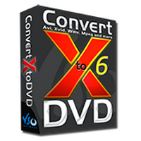 ConvertXtoDVD (โปรแกรม ConvertXtoDVD แปลงไฟล์วีดีโอ สร้างซับไตเติ้ล เมนู DVD)