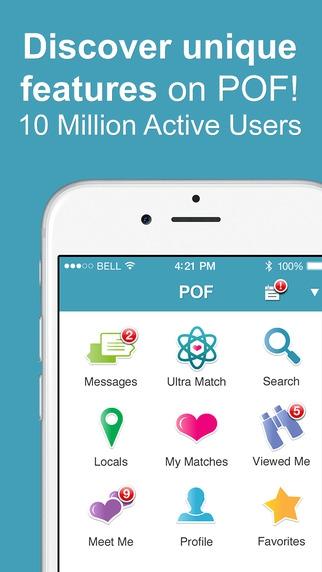 POF Free Dating (App หาคู่ออกเดทฟรี) :