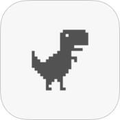Steve The Jumping Dinosaur Widget Game (เกมส์ไดโนเสาร์กระโดดข้ามตะบองเพชร) :