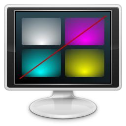 LCD Bad Dot (โปรแกรม LCD Bad Dot ทดสอบสี เพื่อหาจุดบอดบน หน้าจอ LCD) :