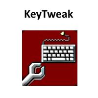 KeyTweak (โปรแกรม KeyTweak เปลี่ยนปุ่มคีย์บอร์ด สลับปุ่ม Keyboard ตามต้องการ)