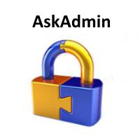 AskAdmin (โปรแกรม AskAdmin บล็อคโปรแกรม ขออนุญาตใช้โปรแกรม)