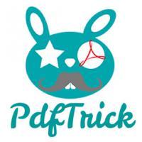 PdfTrick (โปรแกรม PdfTrick โหลดรูป แยกรูป ออกจากไฟล์ PDF)