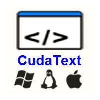 CudaText (โปรแกรม CudaText แก้ไขข้อความ เจ๋งกว่า Notepad)