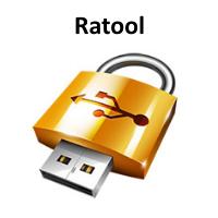 Ratool (โปรแกรม Ratool ป้องกัน กำหนดสิทธิ์ จาก USB Drive)