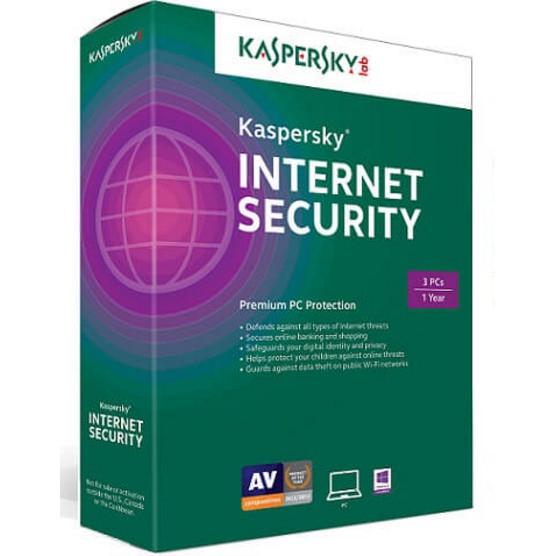 โปรแกรมป้องกันไวรัสจากเน็ต Kaspersky Internet Security