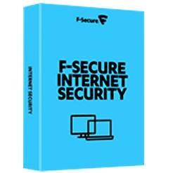 F-Secure Internet Security 2019 (โปรแกรมสแกนไวรัส ปกป้องคอมพิวเตอร์และการใช้งานอินเทอร์เน็ต) :