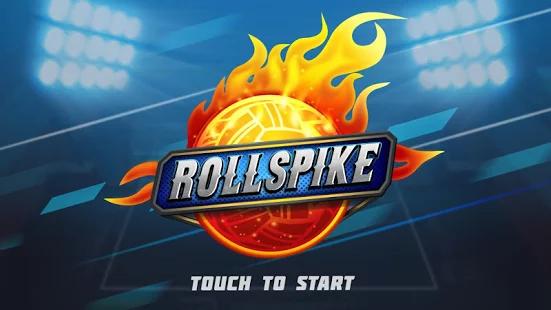 เกมส์ Roll Spike Sepak Takraw