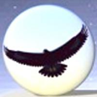 Eagle Mode (โปรแกรม Eagle Mode จัดการไฟล์ เปิดไฟล์ เล่นเกมส์หมากรุก อินเตอร์เฟสสุดล้ำ)