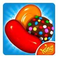 Candy Crush Saga (App เกมส์ Candy Crush Saga เรียงลูกอม เรียงลูกกวาด)