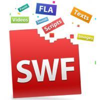 SWF Decompiler (โปรแกรม SWF Decompiler แปลงไฟล์ SWF เป็น FLA)