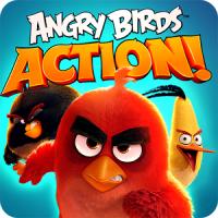 Angry Birds Action (App เกมส์แองกี้เบิร์ดถล่มพินบอล)
