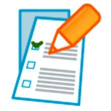 Answer Sheet (สร้างแบบทดสอบ แบบออนไลน์ ผ่านหน้าเว็บเบราว์เซอร์) :