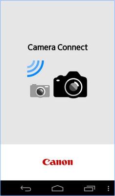 App Canon Camera Connect