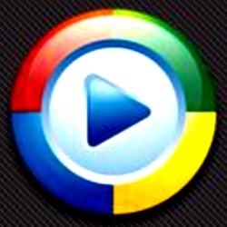 Microsoft Windows Media Player (โปรแกรมเล่นไฟล์มัลติมีเดีย ของระบบวินโดวส์) :
