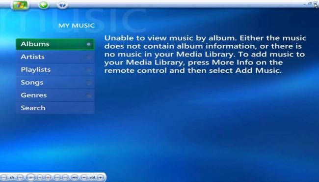 โปรแกรมแปลงโฉมวินโดวส์ ThemeXP to MediaCenter 2005