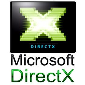 DirectX Drivers (ดาวน์โหลด DirectX เพื่อติดตั้ง DirectX) :