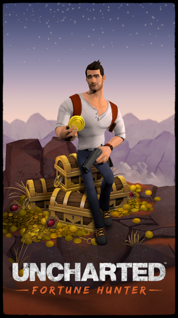 UNCHARTED Fortune Hunter (App เกมส์นักล่าสมบัติ) :