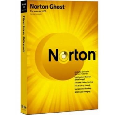 Norton Ghost (โปรแกรม Norton Ghost สำรองข้อมูลไฟล์ Backup ทั้งไดร์ฟ) :