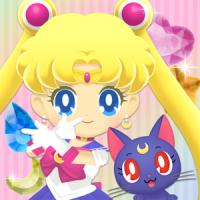 Sailor Moon Drops (App เกมส์เรียงเพชรเซเลอร์มูน)