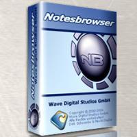 Notesbrowser (โปรแกรม Notesbrowser  บริหารตารางงาน บันทึก จัดการข้อมูลส่วนตัว)