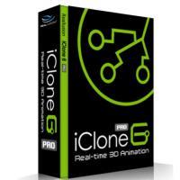 Reallusion iClone (โปรแกรม Reallusion iClone สร้าง ออกแบบตัวละคร อนิเมชั่น 3 มิติ)
