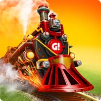 Transport Empire (App เกมส์ Transport Empire สร้างทางรถไฟข้ามเมือง)