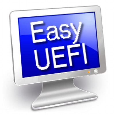 EasyUEFI  (โปรแกรม EasyUEFI จัดการข้อมูลตอนบูต UEFI และ EFI ฟรี) :
