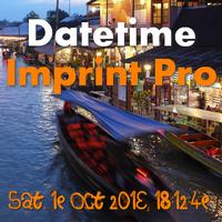 Datetime Imprint Pro (โปรแกรมใส่วันที่ในรูป พิมพ์วันที่ในรูปถ่าย รูปภาพ) :