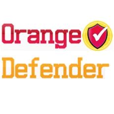 Orange Defender (โปรแกรมป้องกันไวรัส มัลแวร์ขั้นสูง) :
