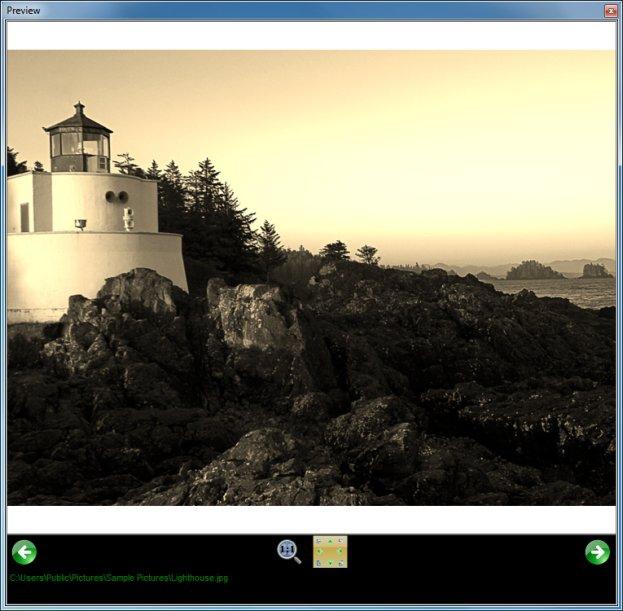 โปรแกรมย่อรูป FotoSizer