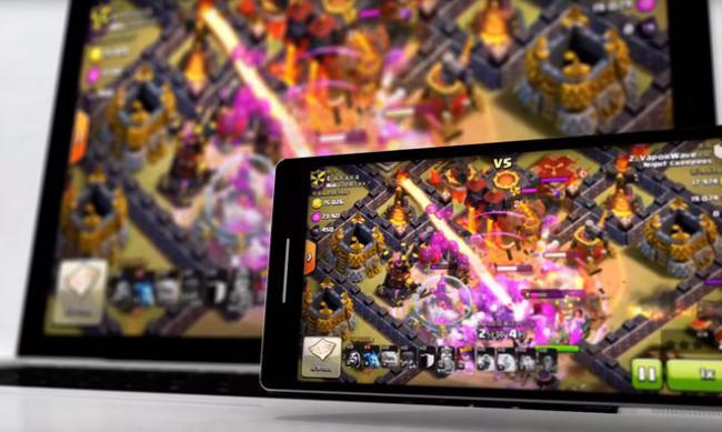 โปรแกรมจำลองระบบ Android บนพีซี KOPLAYER