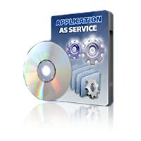 Application As Service (โปรแกรม Run โปรแกรมบนคอมให้เป็น Service) :