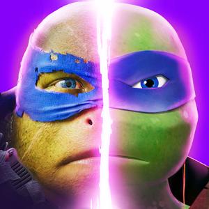 Ninja Turtles Legends (App เกมส์เต่านินจาประจัญบาน) :