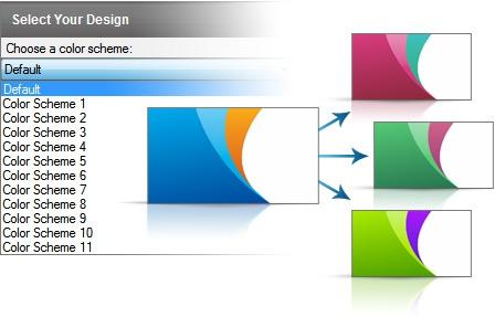โปรแกรมออกแบบนามบัตร Business Card Software