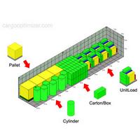 Container Management Professional (โปรแกรมคำนวณ การจัดเรียงสินค้า 3 มิติ)