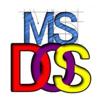 MS-DOS Player (โปรแกรมจำลองใช้ ระบบปฏิบัติการ DOS บน Windows)