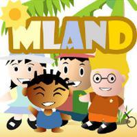MLand (App เกมส์ MLand ตอบปัญหา ฝึกสมอง คล้ายบันไดงู)