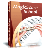MagicScore School (โปรแกรม MagicScore School เขียนโน๊ตเพลง แต่งโน๊ตดนตรี)