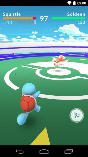 ดาวน์โหลด Pokémon GO