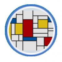 Mondriaan Creator (ออกแบบ งานศิลปะอาร์ตๆ สไตล์โมนดรียาน Mondriaan)