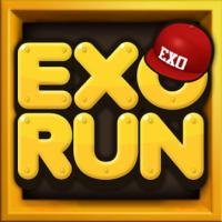 EXORUN (App เกมส์วิ่ง ศิลปิน ดาราเกาหลี นักร้องเอ็กโซ)
