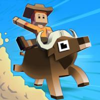 Rodeo Stampede (App เกมส์คาวบอยขี่ สิงสาราสัตว์)