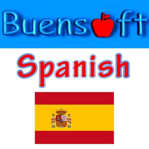 Buensoft Spanish (โปรแกรม Buensoft Spanish ฝึกสอนภาษาสเปน) :