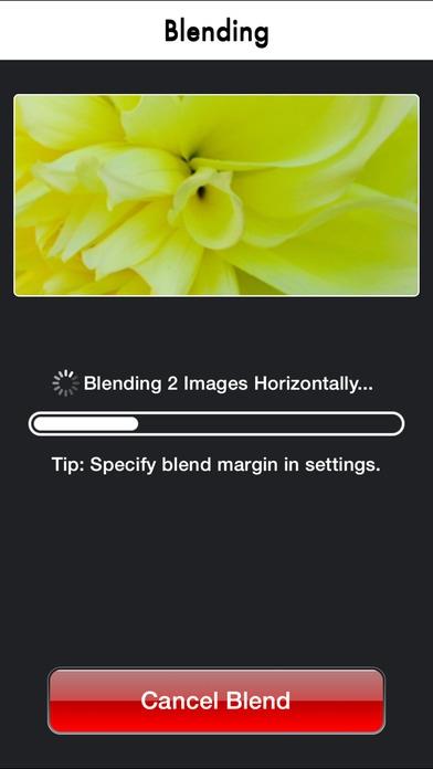 App แต่งภาพซ้อนPhoto Blender