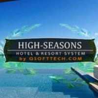 High Seasons (โปรแกรมโรงแรม ระบบจองห้องพัก ระบบโรงแรม)