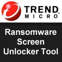 Trend Micro Ransomware Screen Unlocker