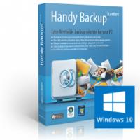 Handy Backup (โปรแกรม Handy Backup สำรองข้อมูล)