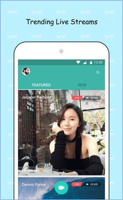 App ถ่ายทอดสด Kitty Live